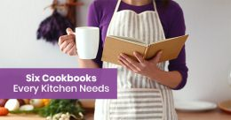 cookbooks for kitchen